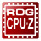 CUPID ROG CPU-Z(华硕ROG玩家国度主板专用CPU-Z工具) V1.61.3 英文安装版