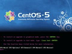 CentOS 5.6 X64官方正式版系統(64位)