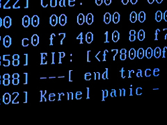 如何修复一个Panic的Linux内核?