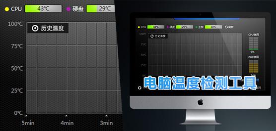 电脑温度检测工具官方下载_电脑温度检测工具合集