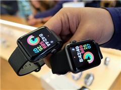 苹果Apple Watch 3代即将上市:预计今年总出货量将达1500万块