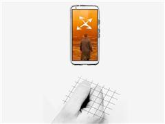 谷歌新专利申请中:隔空手势控制智能手机