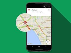 谷歌地图新功能:手机锁屏也能开启导航