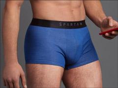 CES 2018:Spartan发布号称能屏蔽99%辐射的男士内裤