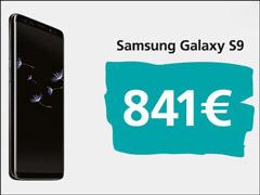 6600元起!欧版三星Galaxy S9/S9 Plus售价曝光