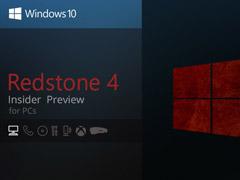 微软开始推送Win10 RS4快速预览版更新17127