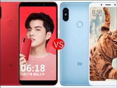 买小米6X还是红米Note 5?红米Note 5和小米6X区别对比