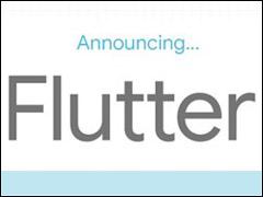 谷歌发布Flutter 1.0版本(附下载地址)
