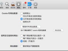 MAC系统Safari搜索栏无法搜索怎么解决?