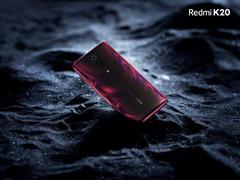 官方放出Redmi K20手機實拍圖