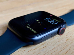 IDC:蘋果Apple Watch未來四年仍將主導市場