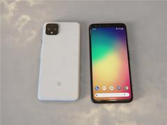 设计师放出谷歌Pixel 4手机最新渲染图
