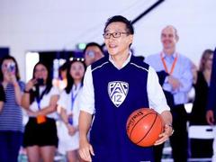 阿里聯合創始人蔡崇信擬全資持有布魯克林籃網隊