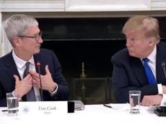 庫克:關稅或影響蘋果競爭力