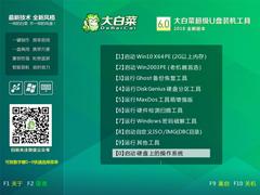 大白菜U盤裝系統教程:重裝Win7系統步驟詳解