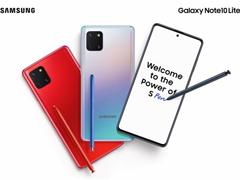 三星Note10 Lite将于1月21日开启预定
