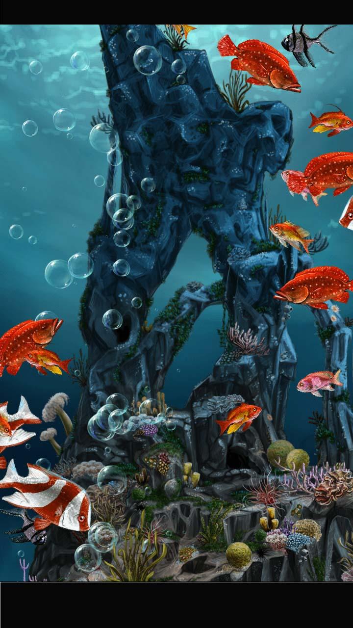 海底世界动态壁纸 v1.2.0