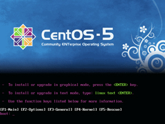 CentOS 5.4 x86_64官方正式版系统(64位)