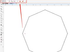 cdr如何使用锚点编辑工具?cdr锚点编辑工具的使用方法