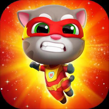 汤姆猫英雄跑酷 V1.8.0.185 安卓版