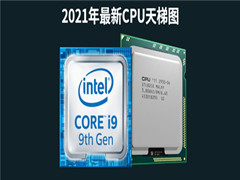 2021年最新CPU天梯图 2021最新最全CPU性能高清大图