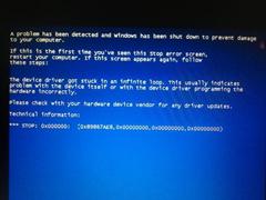 电脑蓝屏代码0x0000006F怎么办?电脑蓝屏代码0x0000006F解决办法
