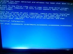 电脑蓝屏代码0x0000007B怎么办?电脑蓝屏代码0x0000007B解决办法