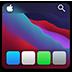 MyDockFinder(仿Mac OS美化软件) V5.5 绿色版