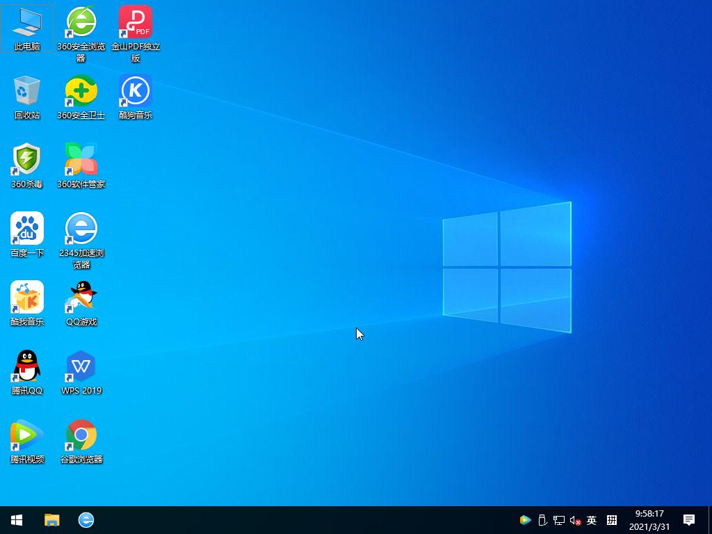 Win10���I�澫����64λ V2021.04