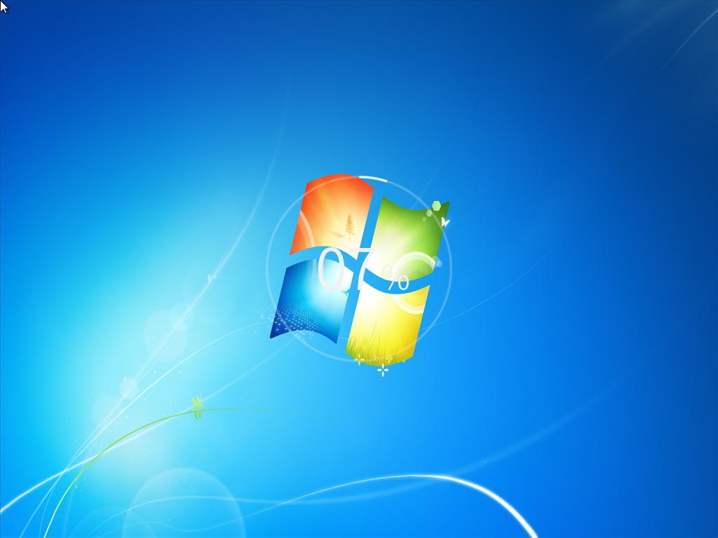 深度系统Win7 64位旗舰特别版 V2021.04