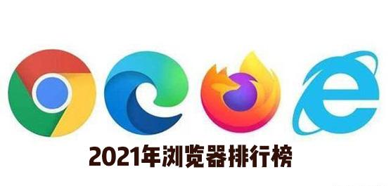 浏览器哪个好用?2021年浏览器排行榜