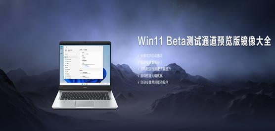 Win11 Beta渠道测试版合集
