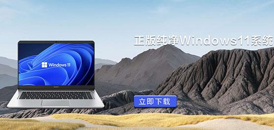 正版纯净Windows11系统