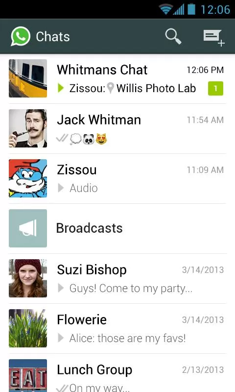 WhatsApp Messenger V2.17.348 安卓版