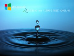 深度技术Win10 X64(1909专业版) V2021.03