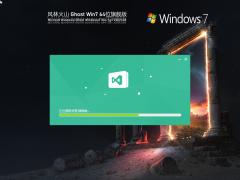 风林火山Win7 64位纯净旗舰版 V2021.08