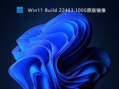 Win11 Build 22463.1000原版镜像 V2021